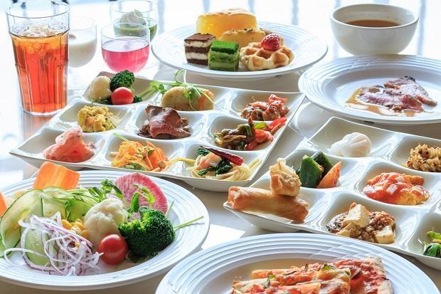 ランチバイキングレストラン「箱根小涌園 大文字テラス」夏のスペシャルブッフェ