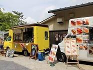 箱根小涌園ユネッサン イベント キッチンカー