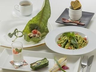【グルメ】新緑の箱根で愉しむイタリアンコース