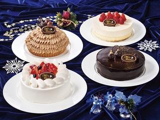 【グルメ】クリスマスケーキコレクション2018