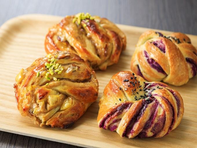 【グルメ】秋の味覚フェア ~パン~