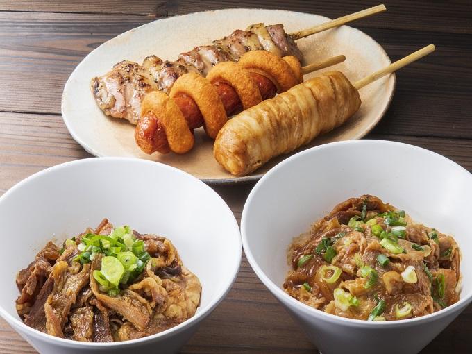 【グルメ】ガッツリお肉のフードコートメニュー