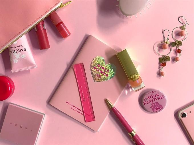 【イベント】PINKのアイテムでプレゼントゲット!