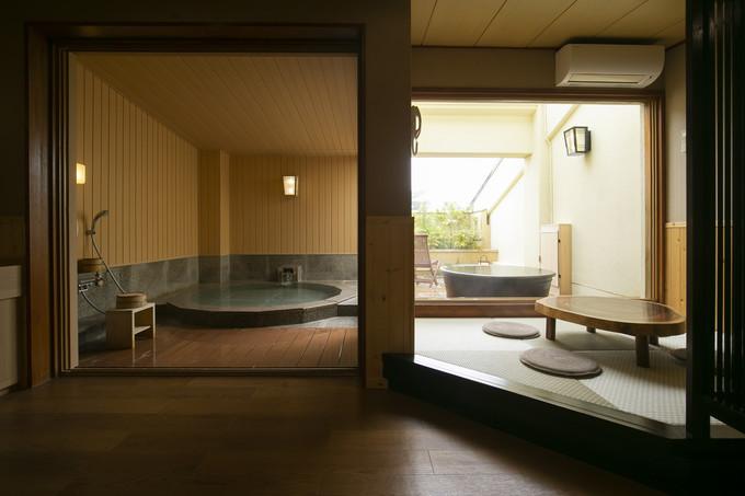 10月平日限定♨貸切風呂「ゆとり」割引キャンペーン
