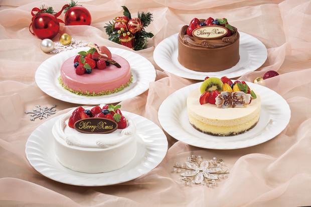 【グルメ】クリスマスケーキコレクション2019