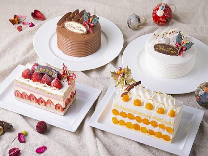 【グルメ】スイーツ&ベーカリー特製ケーキでプレミアムなクリスマスを!-GOTOキャンペーン対象-