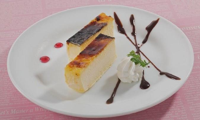 箱根小涌園ユネッサン イタリアンレストラン「アンティパスタ」デザート カタラーナ