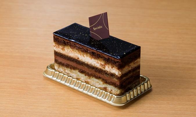 「ガトーオペラ」は箱根ホテル小涌園でも特に人気があった伝統の一品